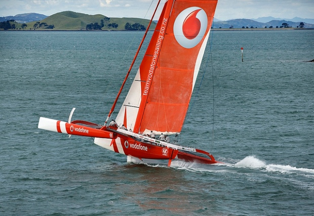 © Chris Lewis/Team Vodafone Sailing