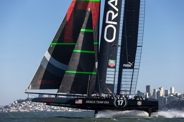 © Guilain Grenier/ORACLE TEAM USA