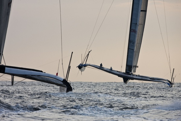 © Gilles Martin-Raget/BMW Oracle Racing