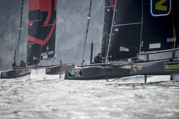 Crédit : Loris von Siebenthal/GC32 Racing Tour 2016